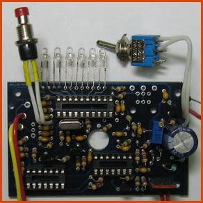 Набор металлоискателя-блок металлоискателя-корпус катушки.